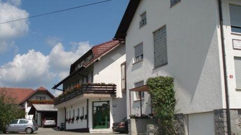 Pokoje a apartmány Moravske Toplice 2570, Moravske Toplice - Objekt