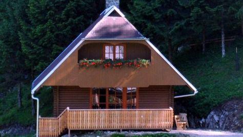 Počitniška hiša 2575, Luče - Exteriér