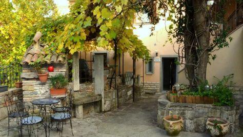 Hostel Museum, Koper - Courtyard