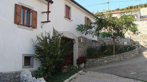 Turistická farma Škerlj, Sežana - Objekt