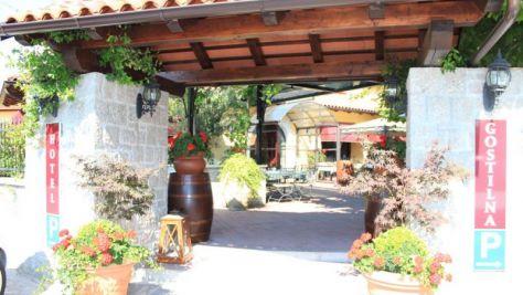 Hotel Gostišče Grahor, Sežana - Property