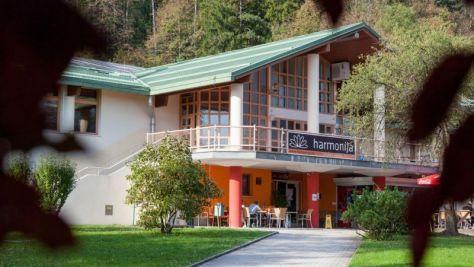 HARMONIJA Wellness sport hotel, Mengeš - Objekt
