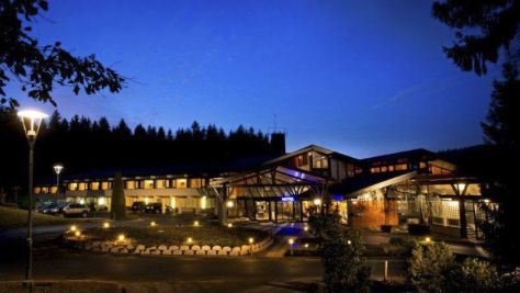Kongo Hotel & Casino, Grosuplje - Objekt