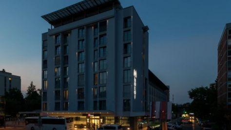 M hotel Ljubljana, Ljubljana - Objekt