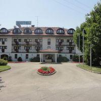 Hotel Kanu, Medvode - Objekt