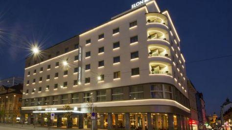 Hotel Slon Best Western Premier, Ljubljana - Objekt
