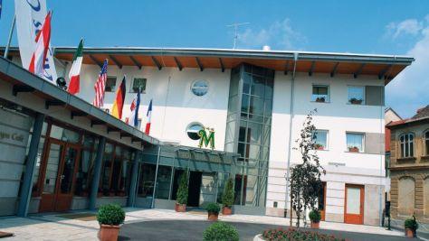 Hotel Mantova, Vrhnika - Objekt