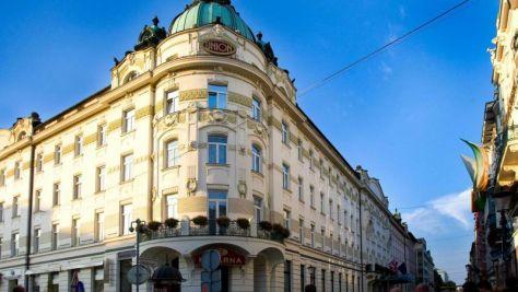 Grand hotel Union - Executive, Ljubljana - Objekt