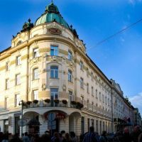 Grand hotel Union - Executive, Ljubljana - Property