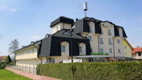 Grandvid hotel, Škofljica - Objekt