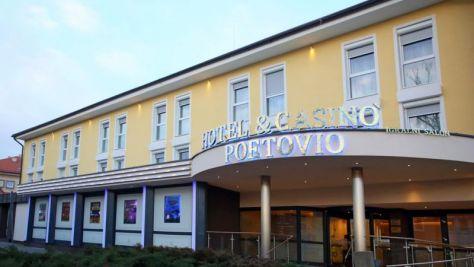 Hotel Poetovio, Ptuj - Objekt