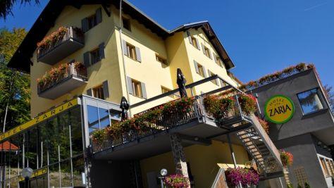 Hotel Zarja, Maribor - Exteriér