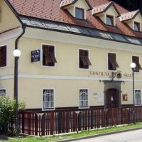 Prenočišča in Hostel Pod Skalo, Kamnik - Экстерьер