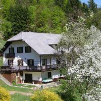 Turistična kmetija Zakrašnik, Železniki - Obiekt