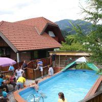 Turistična kmetija Pri Boštjanovcu, Gorenja vas - Piscina