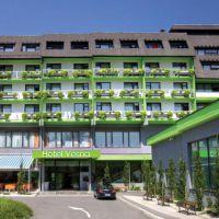 Hotel Vesna, Šoštanj - Zunanjost objekta