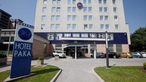Hotel Paka, Velenje - Objekt
