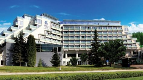 Grand Hotel Donat, Rogaška Slatina - Objekt