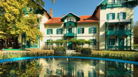 Hotel Park - Terme Dobrna, Dobrna - Objekt