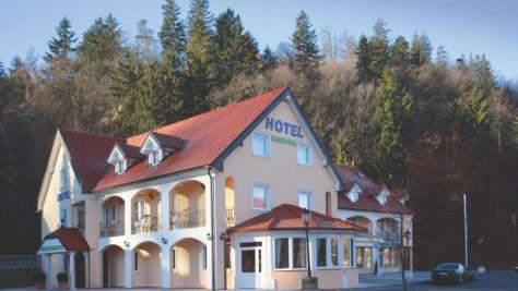 Hotel Razgoršek, Velenje - Objekt