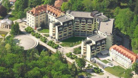 Hotel Zagreb, Rogaška Slatina - Zunanjost objekta