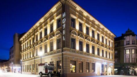 Hotel Evropa, Celje - Objekt
