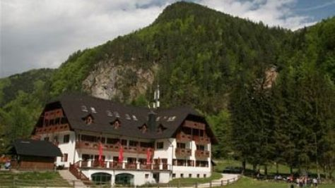 Hotel Plesnik, Logarska dolina, Solčava - Objekt