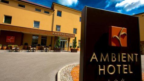 Ambient hotel, Domžale - Objekt