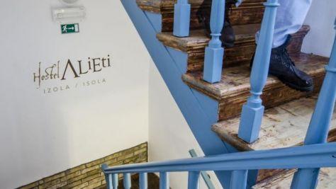 Hostel Alieti, Izola - Objekt