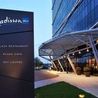 Radisson Blu Plaza Hotel, Ljubljana, Ljubljana - Zunanjost objekta