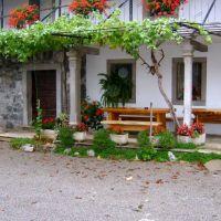 Turistična kmetija pri Živcovih, Sežana - Exteriér
