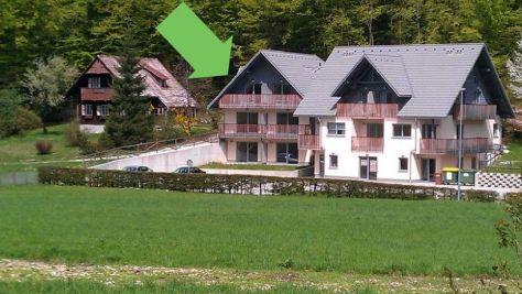 Apartamentos Bohinjsko jezero 8725, Bohinj - Propiedad