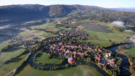 Ferienwohnungen Kostanjevica na Krki 8735, Kostanjevica na Krki - Umgebung