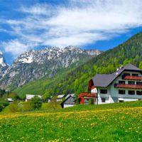 Touristischer Bauernhof Govc-Vršnik, Logarska dolina, Solčava - Exterieur