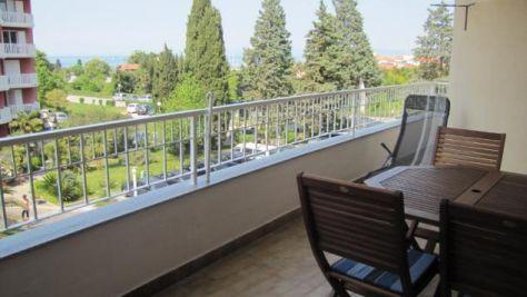 Ferienwohnungen Izola 8790, Izola - Balkon