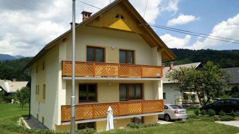 Apartmány Bohinj 8805, Bohinj - Exteriér