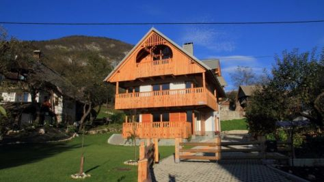 Ferienwohnungen Bohinj 8819, Bohinj - Exterieur