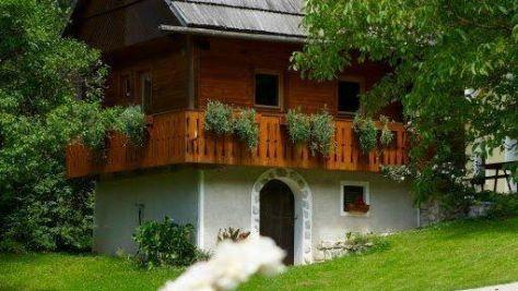 Agroturizmus Ramšak - Solčava, Logarska dolina, Solčava - Szálláshely