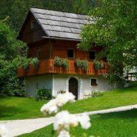 Touristischer Bauernhof Ramšak - Solčava, Logarska dolina, Solčava - Exterieur
