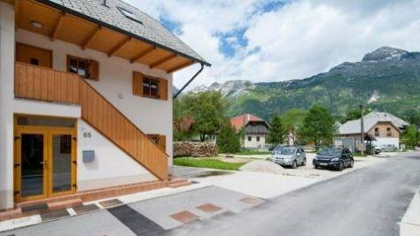Apartments Bovec 8862, Bovec - Exterior