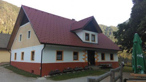 Tourist farm Gradišnik, Logarska dolina, Solčava - Exterior