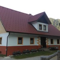 Turistická farma Gradišnik, Logarska dolina, Solčava - Exteriér