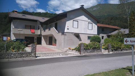 Apartmány Kobarid 8881, Kobarid - Exteriér