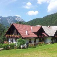 Turistična kmetija Zgornji Zavratnik, Luče - Zunanjost objekta