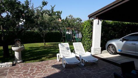 Ferienwohnungen Izola 8958, Izola - Terrasse