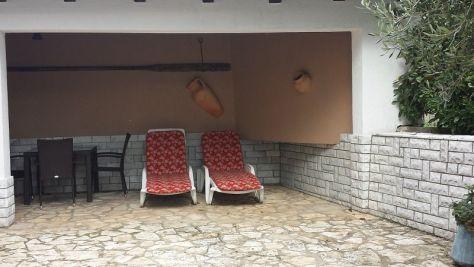 Ferienwohnungen Izola 8960, Izola - Terrasse