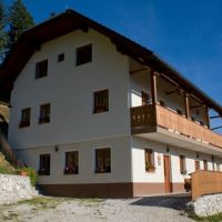 Turistická farma Perk, Logarska dolina, Solčava - Objekt