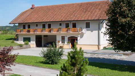 Turistická farma Kramer, Bistrica ob Sotli - Objekt