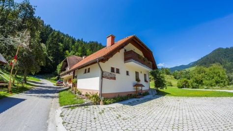 Turistická farma Loger, Ljubno - Objekt