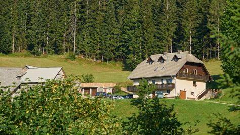 Turistická farma Rogar, Logarska dolina, Solčava - Exteriér